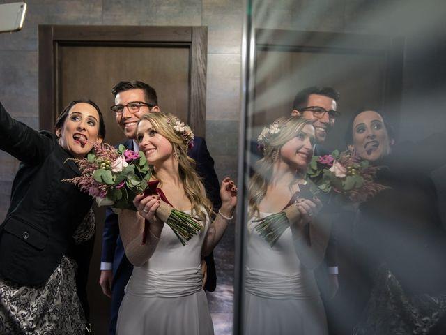La boda de Maria y Roberto en Murcia, Murcia 74