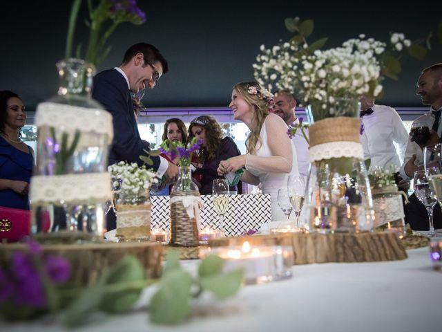 La boda de Maria y Roberto en Murcia, Murcia 78