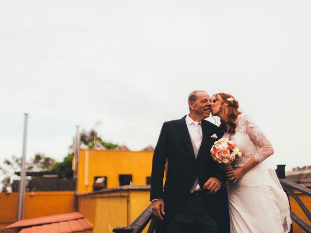 La boda de Fran y Yeni en Las Palmas De Gran Canaria, Las Palmas 16