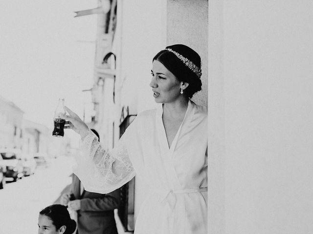 La boda de Miguel y Mercedes en Coria, Cáceres 3