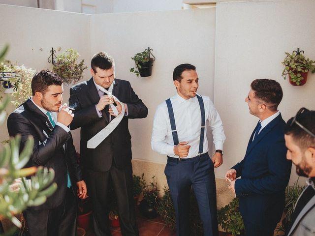 La boda de Miguel y Mercedes en Coria, Cáceres 9