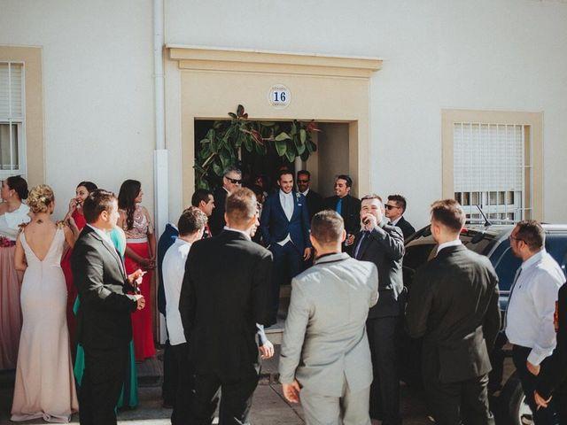 La boda de Miguel y Mercedes en Coria, Cáceres 12