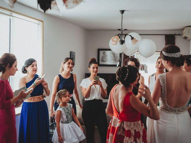 La boda de Miguel y Mercedes en Coria, Cáceres 18