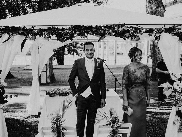 La boda de Miguel y Mercedes en Coria, Cáceres 23