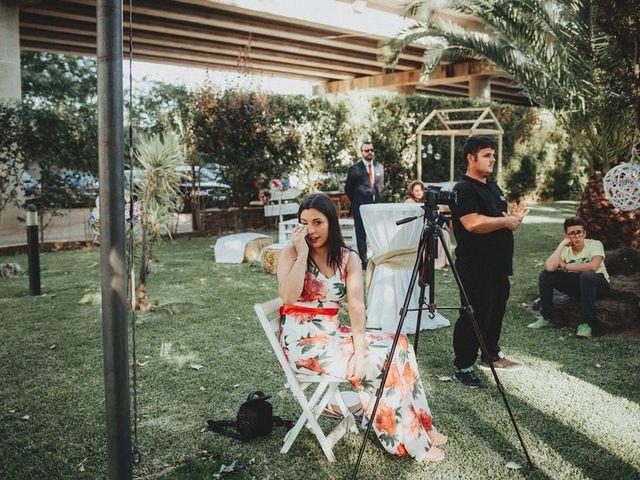 La boda de Miguel y Mercedes en Coria, Cáceres 27