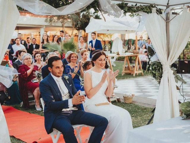 La boda de Miguel y Mercedes en Coria, Cáceres 29