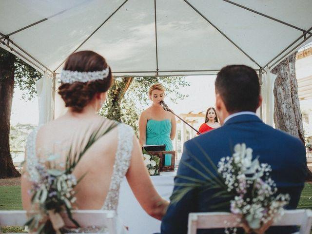 La boda de Miguel y Mercedes en Coria, Cáceres 30