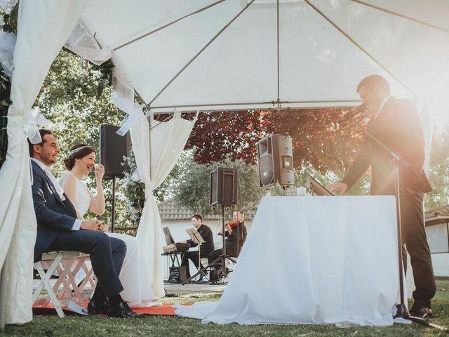 La boda de Miguel y Mercedes en Coria, Cáceres 32