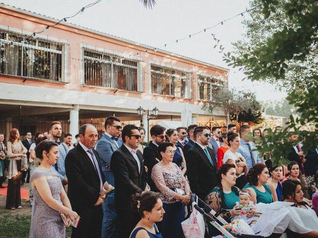 La boda de Miguel y Mercedes en Coria, Cáceres 34