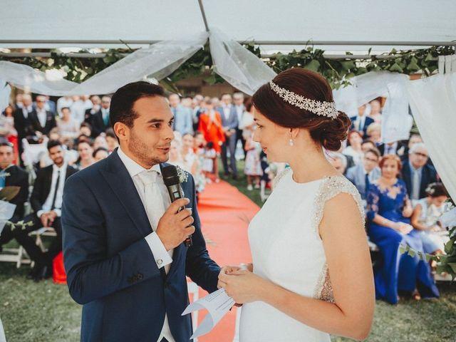 La boda de Miguel y Mercedes en Coria, Cáceres 38