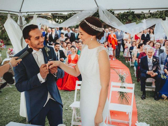 La boda de Miguel y Mercedes en Coria, Cáceres 42