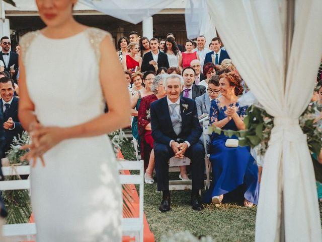 La boda de Miguel y Mercedes en Coria, Cáceres 45
