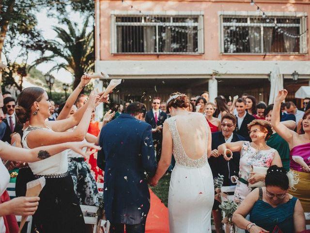La boda de Miguel y Mercedes en Coria, Cáceres 47
