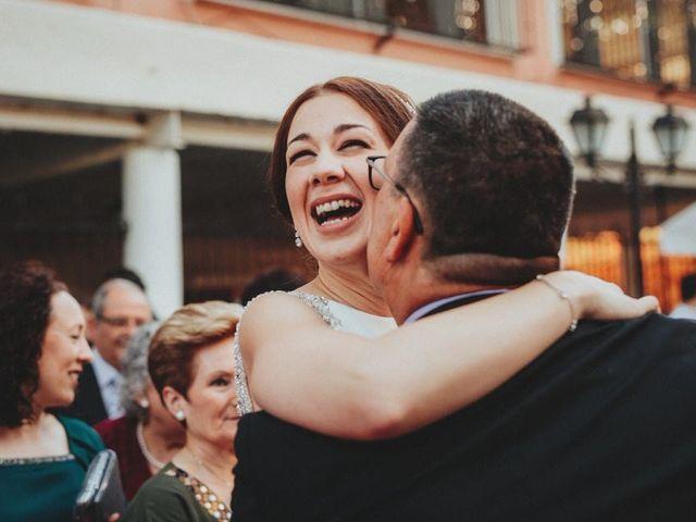 La boda de Miguel y Mercedes en Coria, Cáceres 52