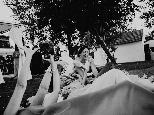 La boda de Miguel y Mercedes en Coria, Cáceres 69