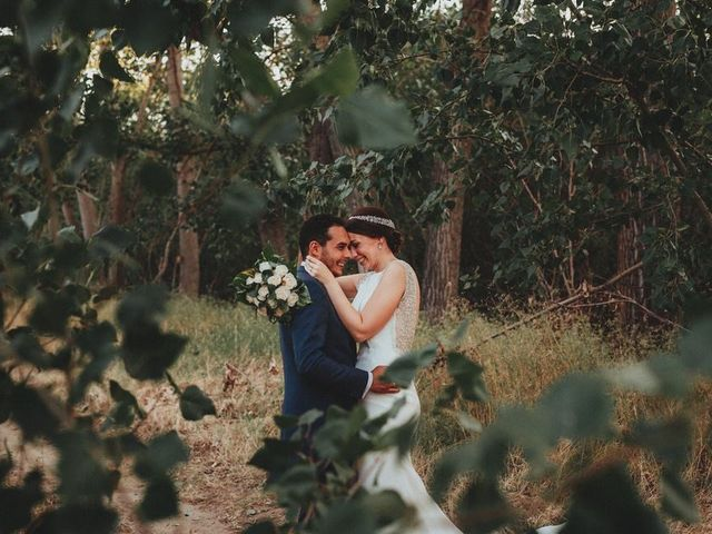 La boda de Miguel y Mercedes en Coria, Cáceres 73