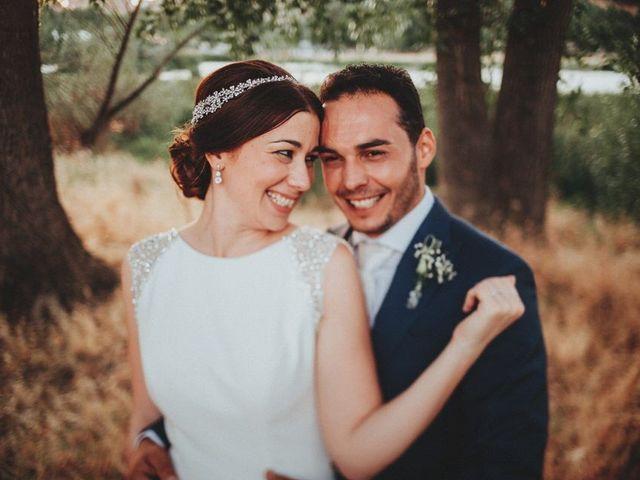 La boda de Miguel y Mercedes en Coria, Cáceres 76