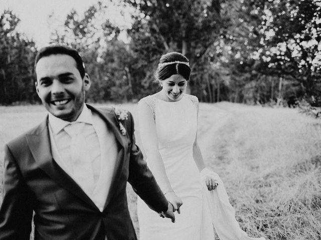 La boda de Miguel y Mercedes en Coria, Cáceres 79