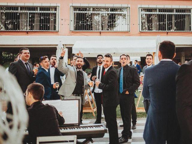 La boda de Miguel y Mercedes en Coria, Cáceres 80