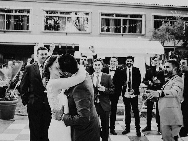 La boda de Miguel y Mercedes en Coria, Cáceres 81