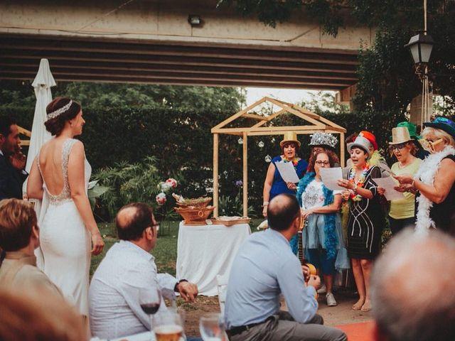 La boda de Miguel y Mercedes en Coria, Cáceres 83