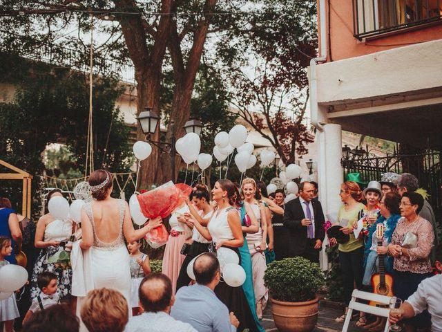 La boda de Miguel y Mercedes en Coria, Cáceres 84