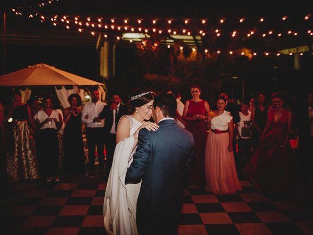 La boda de Miguel y Mercedes en Coria, Cáceres 89