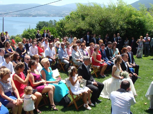 La boda de Jose y Raquel en Pontevedra, Pontevedra 8