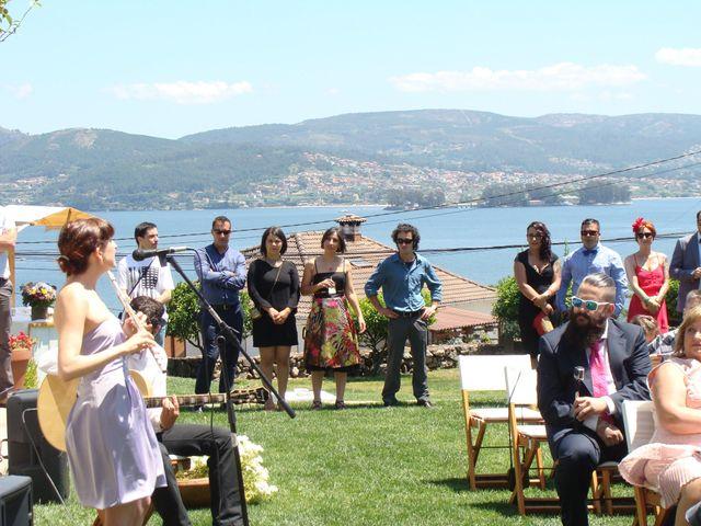 La boda de Jose y Raquel en Pontevedra, Pontevedra 10