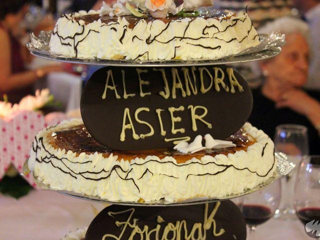 La boda de Asier y Alejandra en Arrigorriaga, Vizcaya 7