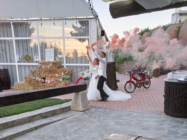 La boda de Raul y Miriam en Chinchon, Madrid 4
