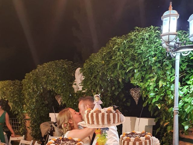 La boda de Raul y Miriam en Chinchon, Madrid 1