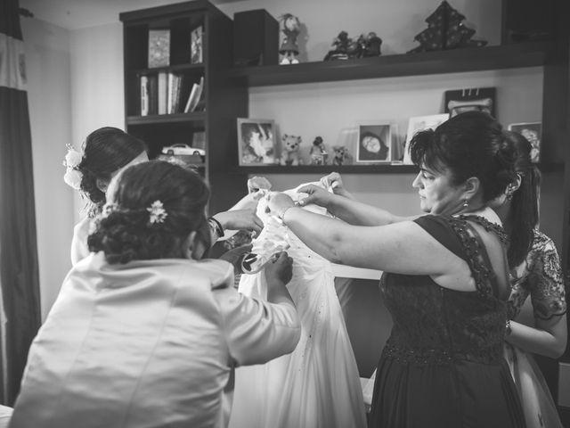 La boda de Javier y Mariana en Barco De Avila, Ávila 31