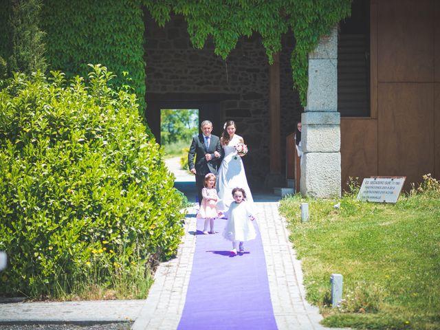 La boda de Javier y Mariana en Barco De Avila, Ávila 43