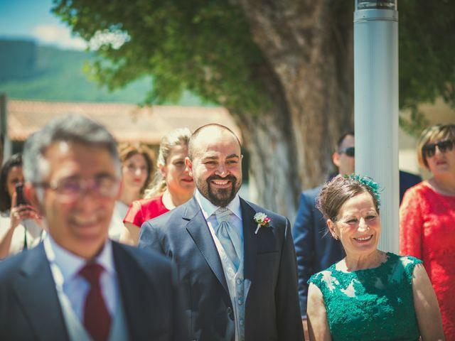 La boda de Javier y Mariana en Barco De Avila, Ávila 44
