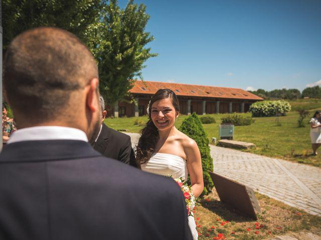 La boda de Javier y Mariana en Barco De Avila, Ávila 45