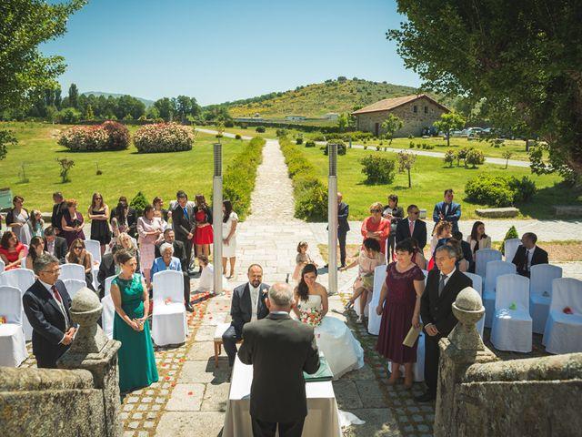 La boda de Javier y Mariana en Barco De Avila, Ávila 46