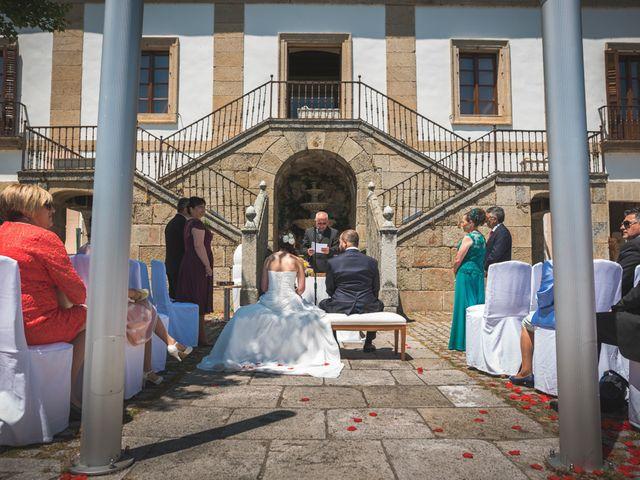 La boda de Javier y Mariana en Barco De Avila, Ávila 47