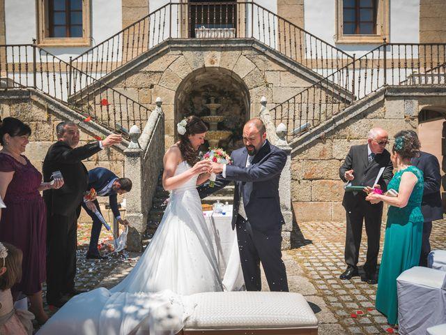 La boda de Javier y Mariana en Barco De Avila, Ávila 48