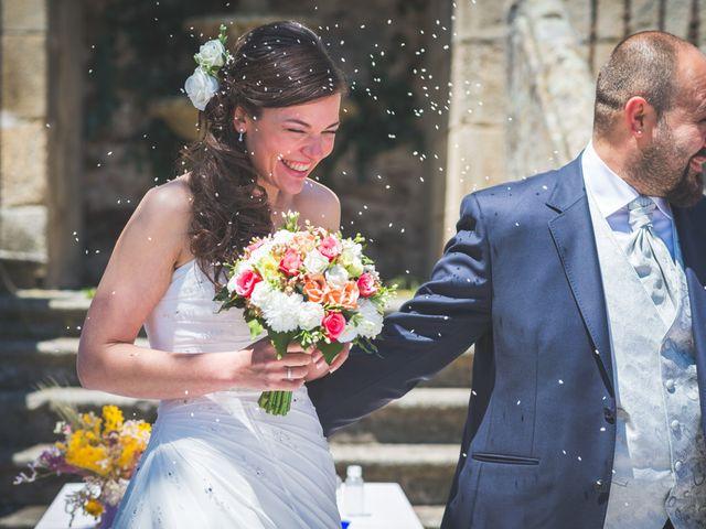 La boda de Javier y Mariana en Barco De Avila, Ávila 49