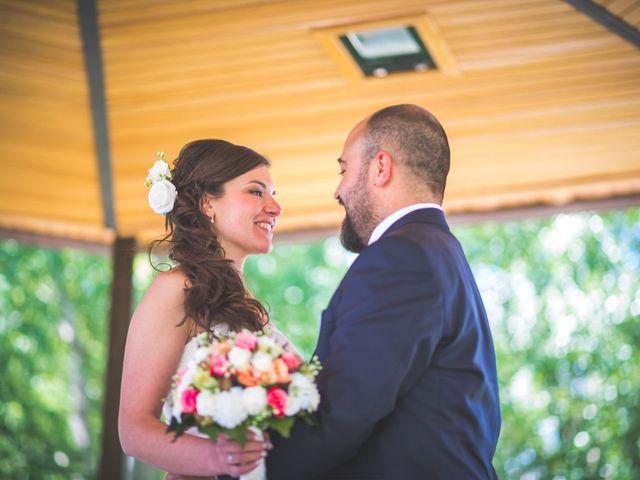 La boda de Javier y Mariana en Barco De Avila, Ávila 51