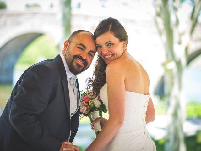 La boda de Javier y Mariana en Barco De Avila, Ávila 52
