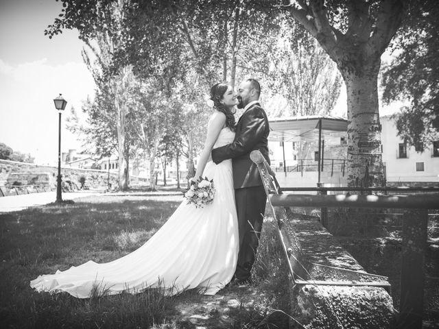 La boda de Javier y Mariana en Barco De Avila, Ávila 55