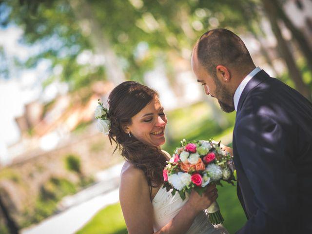 La boda de Javier y Mariana en Barco De Avila, Ávila 56