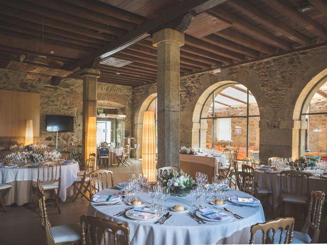 La boda de Javier y Mariana en Barco De Avila, Ávila 67