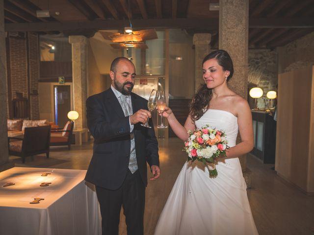 La boda de Javier y Mariana en Barco De Avila, Ávila 70