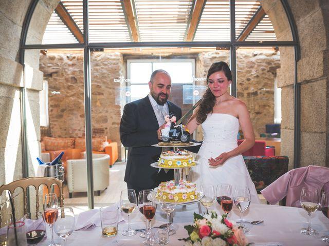 La boda de Javier y Mariana en Barco De Avila, Ávila 71