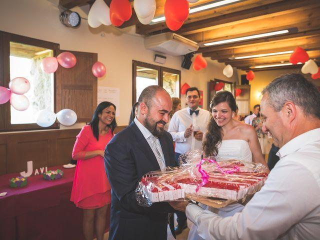 La boda de Javier y Mariana en Barco De Avila, Ávila 78