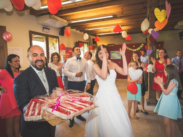 La boda de Javier y Mariana en Barco De Avila, Ávila 79