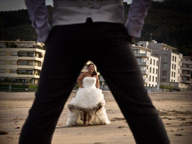 La boda de Alejandro y Miriam en Castro Urdiales, Cantabria 18